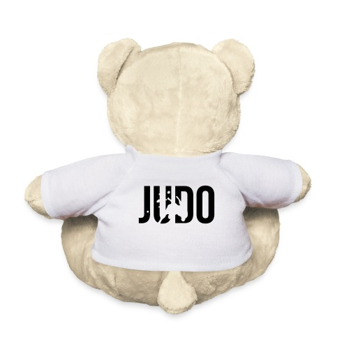 Judo - Björn - Nallebjörn