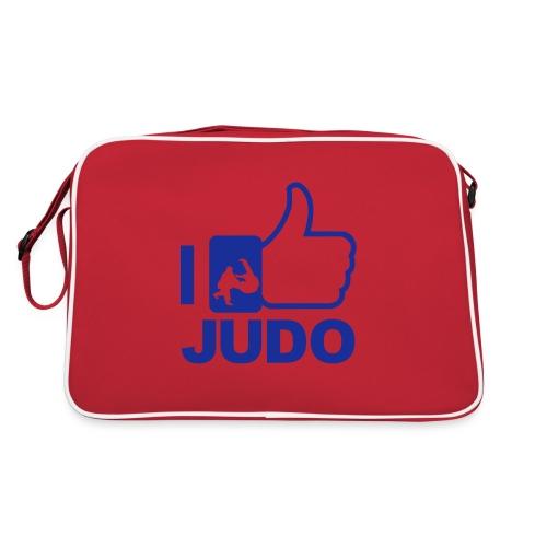 I Like Judo - Väska - Retroväska
