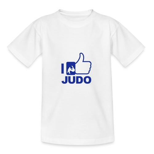 I Like Judo - T-shirt Barn - T-shirt barn