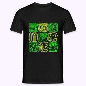 Bolontiku Tiki: Men Classic Shirt - Mannen T-shirt