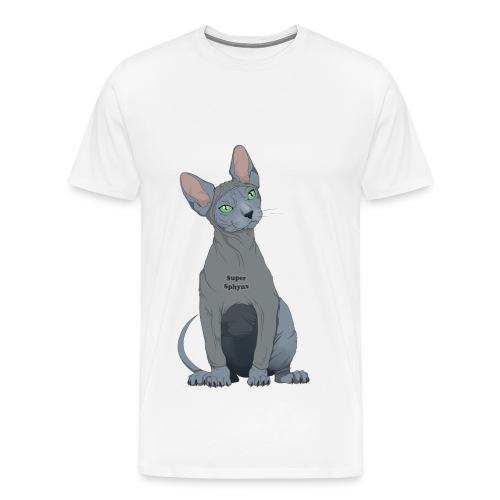 T-shirt super sphynx for men - Maglietta Premium da uomo