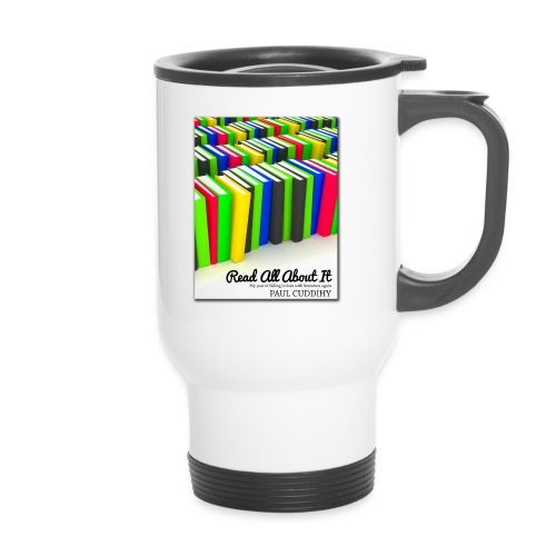 Read All About It - Travel Mug