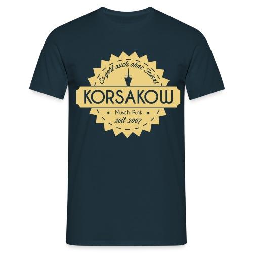 Muschipunk - Männer T-Shirt