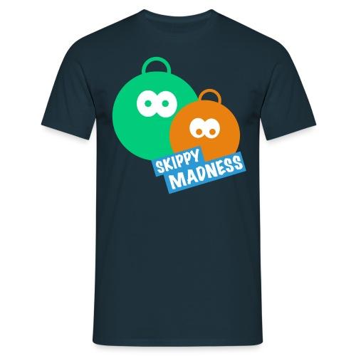 Skippyball krankzinnigheid - Mannen T-shirt
