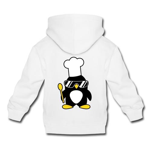 Pinguin Koch 2 - Kinder Premium Hoodie