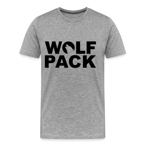 Wolf Pack - Mannen Premium T-shirt