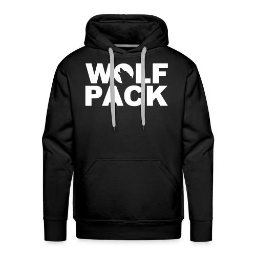 Wolf Pack - Mannen Premium hoodie