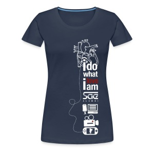 SAE Love - Girls - Women's Premium T-Shirt