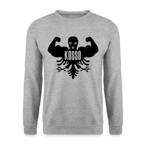 Mannen Sweater Grijs standaard - Mannen sweater