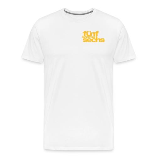 5,6 Herrenshirt - Men's Premium T-Shirt
