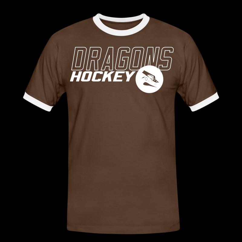 bdshirt_front - Männer Kontrast-T-Shirt