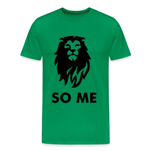 Lion So Me Men - Men's Premium T-Shirt