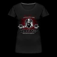 T-Shirts ~ Women's Premium T-Shirt ~ WWKD?
