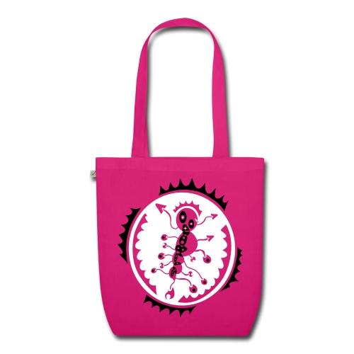 Einkaufstasche Pink - Bio-Stoffbeutel