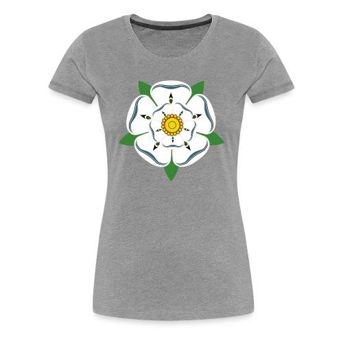 Women's May 2014 Yorkshire Yomp t-shirts - Women's Premium T-Shirt