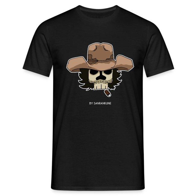 T-shirt homme Dead cowboy