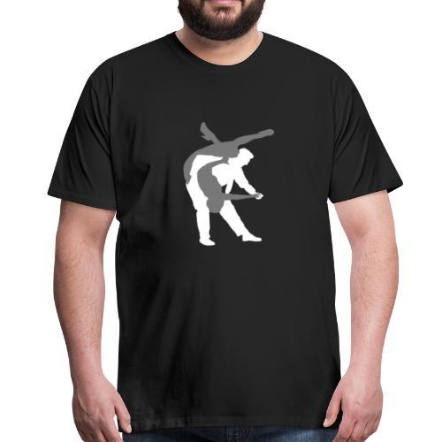 Swing rock - front - T-shirt Premium Homme