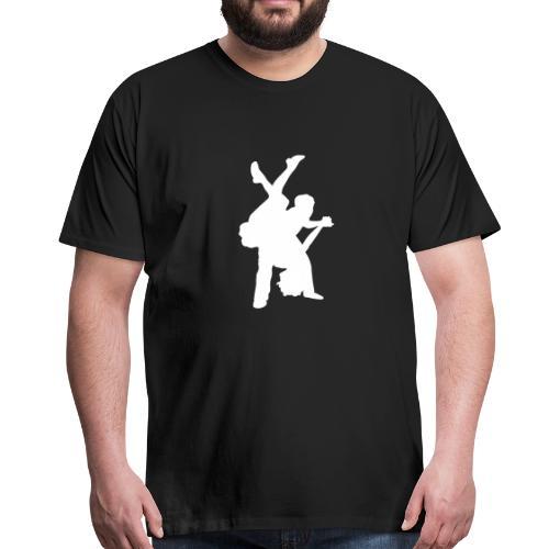 Head down - front - T-shirt Premium Homme