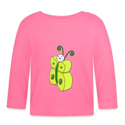 Pompon - T-shirt manches longues Bébé