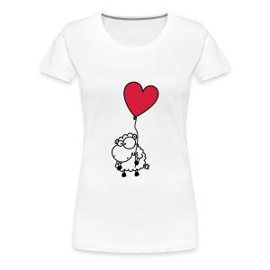 I Heart You Radio Warwickshire - Women's Premium T-Shirt