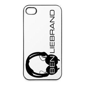 HD25 on iPhone4 case - iPhone 4/4s hard case