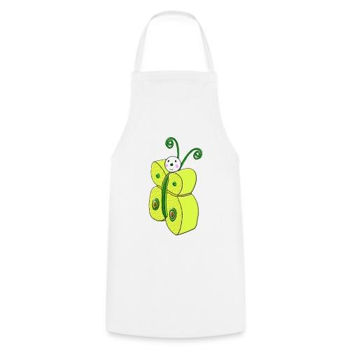 Tablier Pompon - Tablier de cuisine