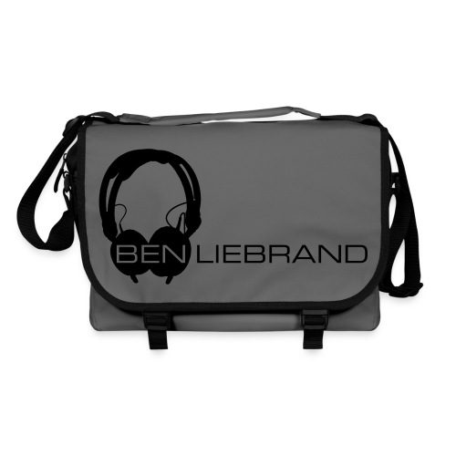 HD25 on shoulder Bag Grey - Schoudertas
