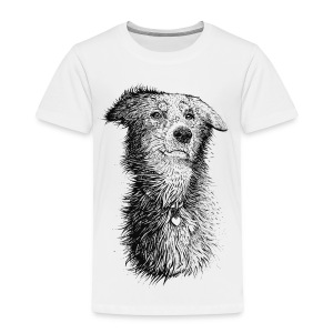 Lovely Dog - Kinder Premium T-Shirt