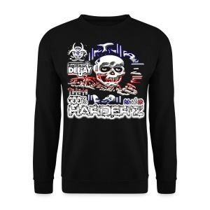 SWEAT HARDER'Z FRENCH POWER - Sweat-shirt Homme