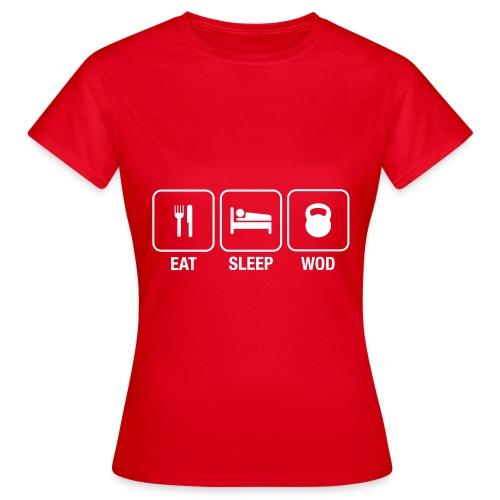 Gold Physique Womens T - Shirt - Women's T-Shirt
