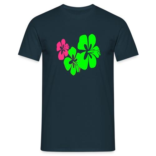 fleur de tahiti - T-shirt Homme