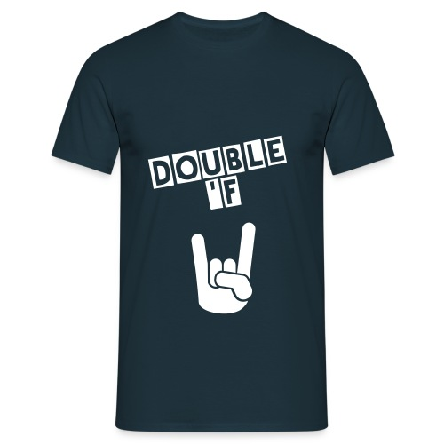 Tee shirt Homme Double'F - T-shirt Homme