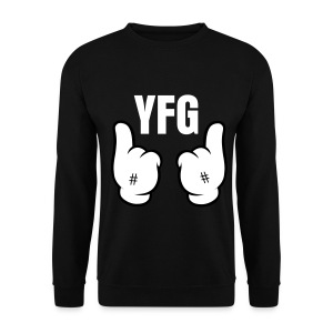 mickey mouse yfg sweater  - Mannen sweater