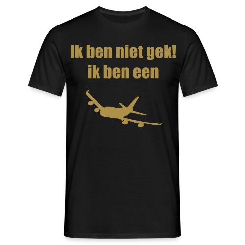 Ik ben niet gek! (Guys) - Men's T-Shirt