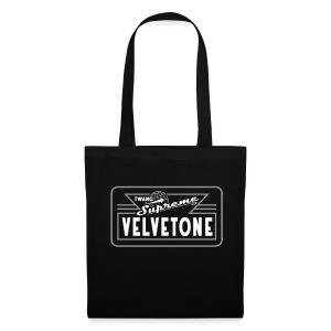 Velvetone Twang Supreme Tasche - Stoffbeutel