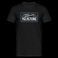 T-Shirts ~ Männer T-Shirt ~ Velvetone Twang Supreme T-Shirt Male