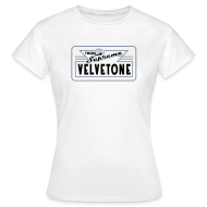 T-Shirts ~ Frauen T-Shirt ~ Velvetone Twang Supreme T-Shirt Female