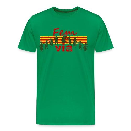 Fem via - Camiseta premium hombre