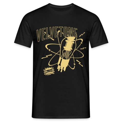 Velvetone Röhre T-Shirt Male - Männer T-Shirt