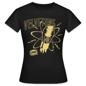 Velvetone Röhre T-Shirt Female - Frauen T-Shirt
