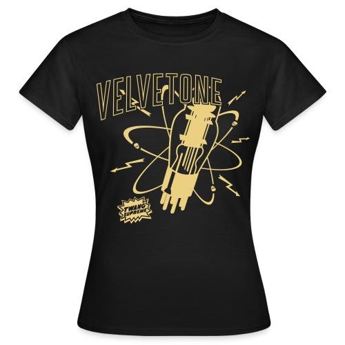 Velvetone Röhre T-Shirt Female - Frauen T-Shirt