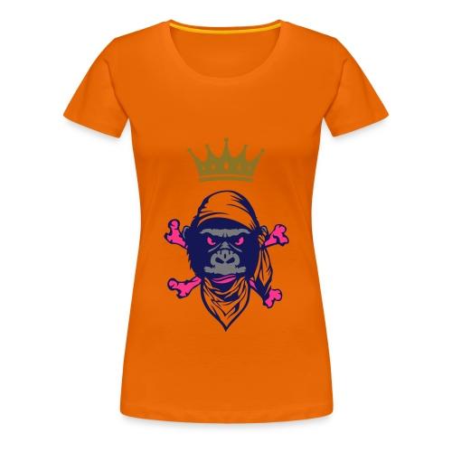 Tee shirt femme I'm the boss - T-shirt Premium Femme