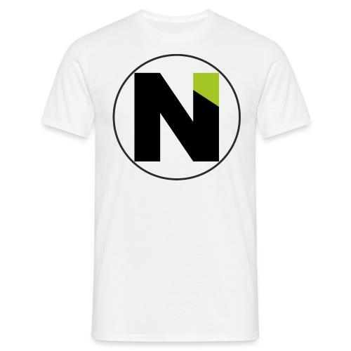 Not2quiet N - Männer T-Shirt