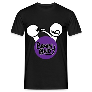 MENs Brain Candy Shirt - Men's T-Shirt