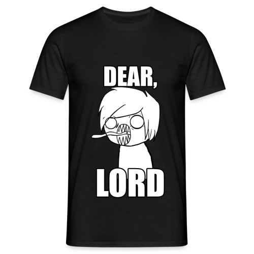 DEAR LORD - Men's T-Shirt