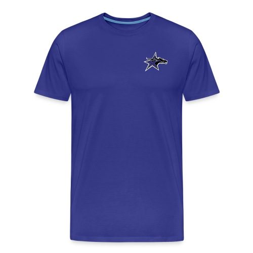 Plain T-Shirt - Herre premium T-shirt
