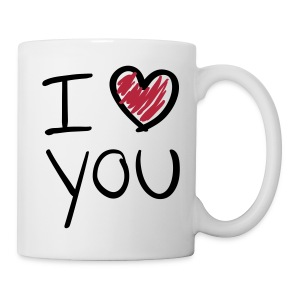 i love you tazza - Tazza