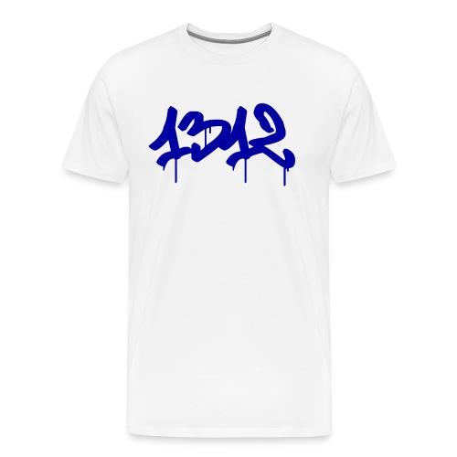 1312 one - T-shirt Premium Homme