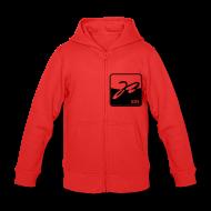 Pullover & Hoodies ~ Kinder Premium Kapuzenjacke ~ Artikelnummer 27045901