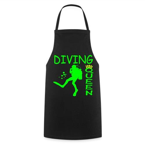 Diving Queen - Kochschürze